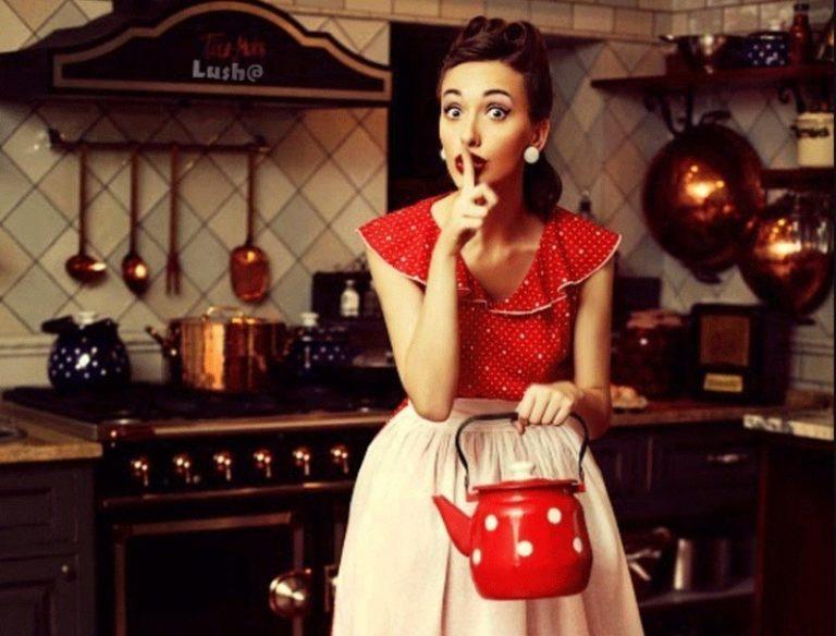 6 хитростей, которые помогут прослыть хорошей хозяйкой перед гостями