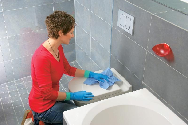 Уборка в ванной: о чем многие не знают или забывают, а зря