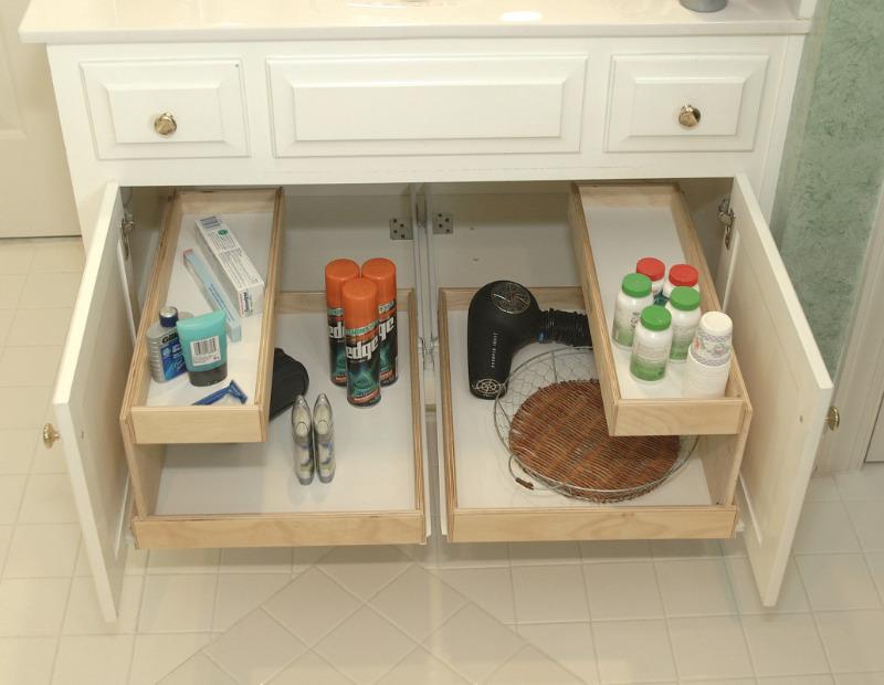 4 вещи, которые опасно хранить в ванной