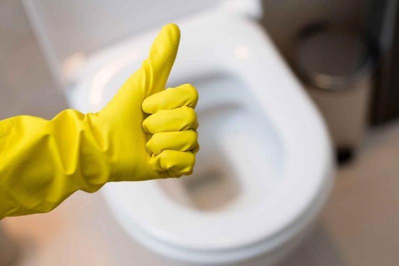 5 секретов моментальной чистоты унитаза от опытных хозяек