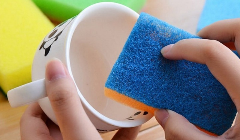 Срок службы: ученые о том, как часто надо менять губку для мытья посуды