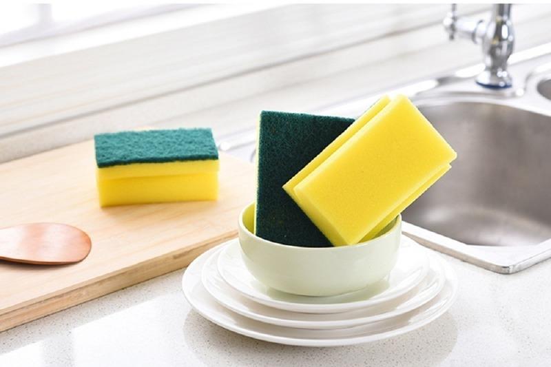 3 факта о губке для мытья посуды, о которых мало кто знает