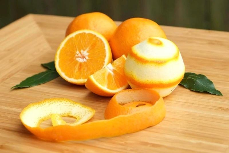 Не стоит выбрасывать кожуру апельсинов: 5 хитростей использования