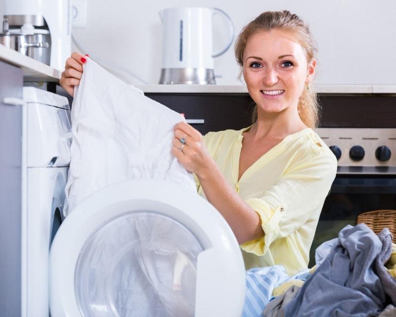 3 причины обязательно стирать новое постельное белье