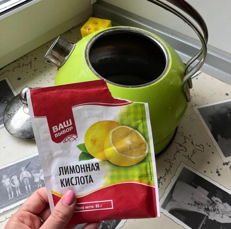 На что способна лимонная кислота и как ее использовать в быту