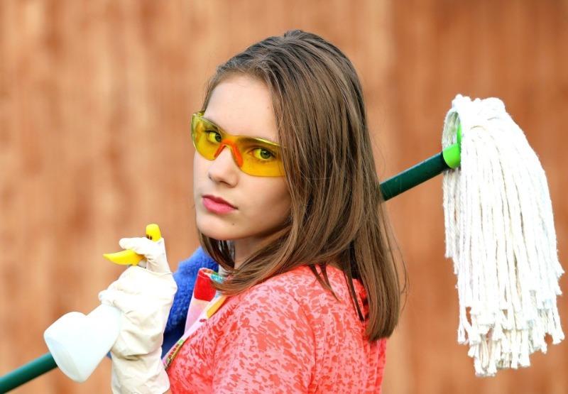 9 способов борьбы с пылью, которая так и норовит появиться на следующий день после уборки
