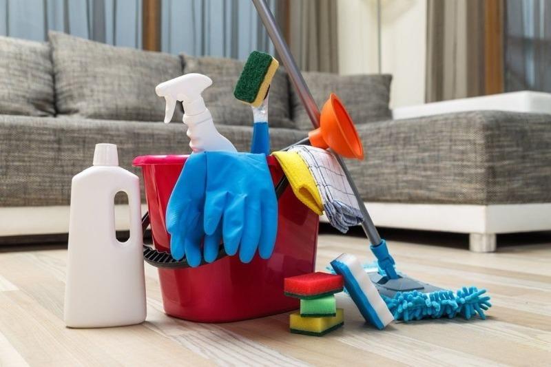 10 работающих лайфхаков для быстрой уборки квартиры