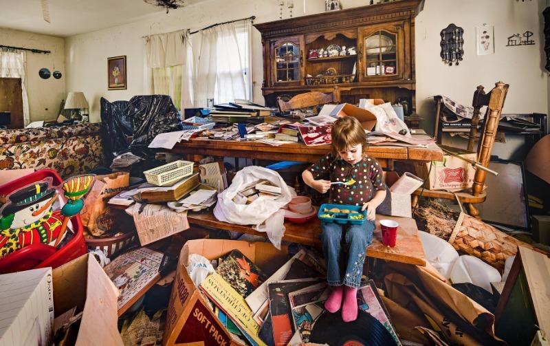 11 незаметных вещей, которые создают эффект захламленности в квартире