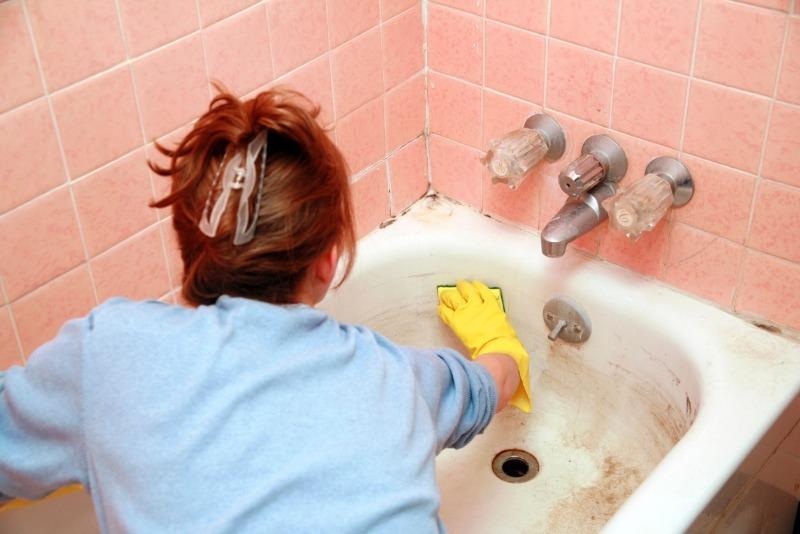 6 секретов чистой ванны, о которых знают лишь продвинутые хозяйки