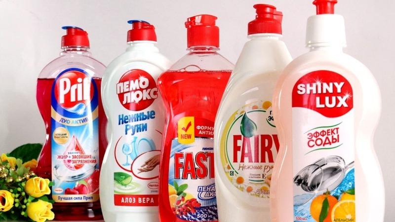 10 вещей, которые не следует чистить средством для мытья посуды