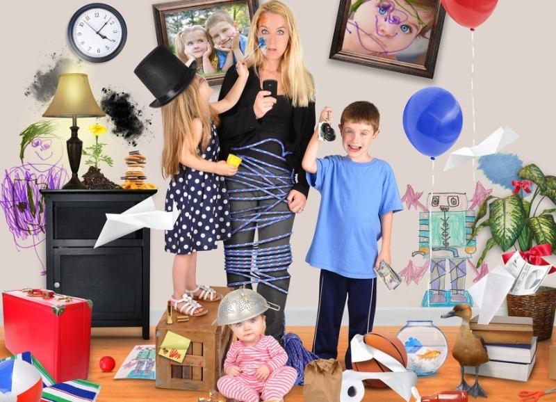 10 привычек семьи, которые злят любую домохозяйку