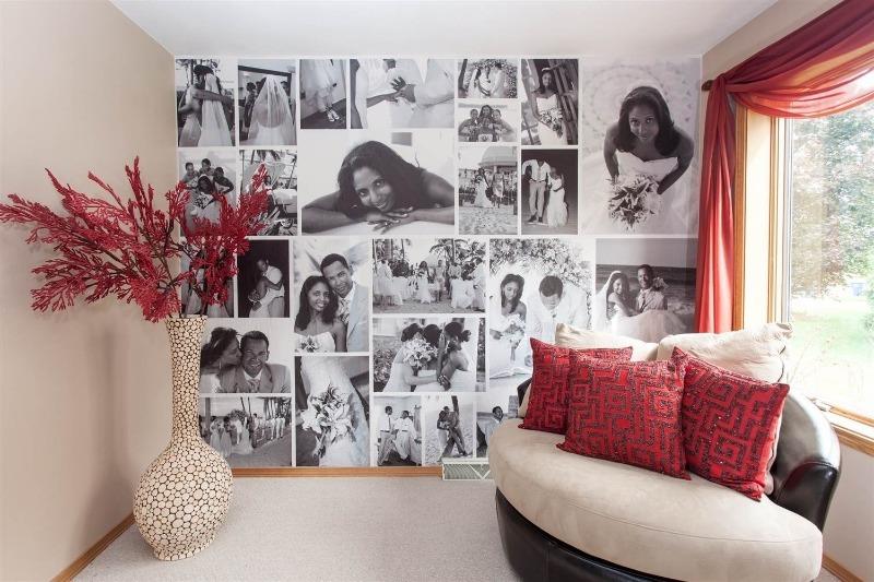 6 способов красиво развесить фотографии, если рамки и альбомы уже надоели