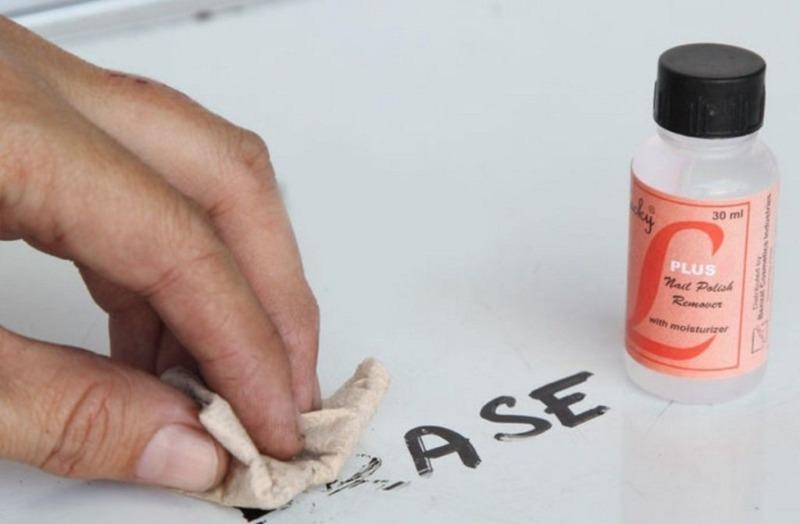 9 способов применения жидкости для снятия лака в быту