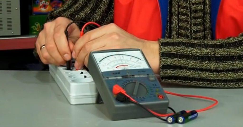 Как пользоваться аналоговым мультиметром