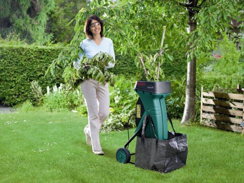 Садовый измельчитель веток: правильный выбор и изготовление своими руками
